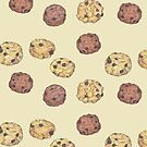 cookies_light yellow by hahaha-creative
