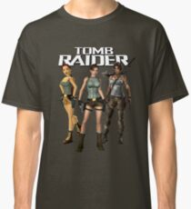 Lara Croft - Tomb Raider Classic T-Shirt