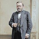Ulysses S. Grant, ca. 1873 by Marina Amaral