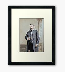 Ulysses S. Grant, ca. 1873 Framed Print