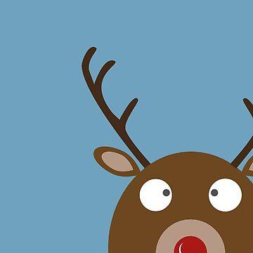 reindeer by HelenCat