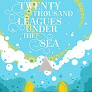 Twenty Thousand Leagues Under the Sea by EstragonHelmer
