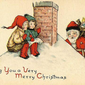 merry christmas by HelenCat