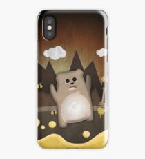 Too much honey to bear iPhone Case/Skin