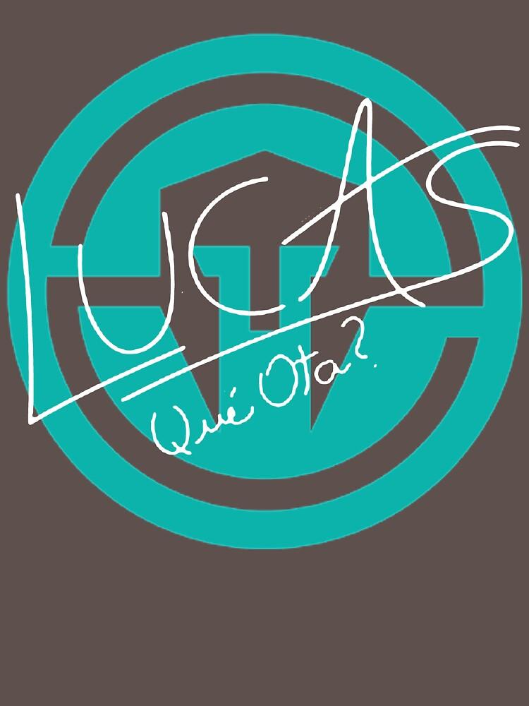 Immortals LUCAS1 | CS:GO Pros by CSGODesignz