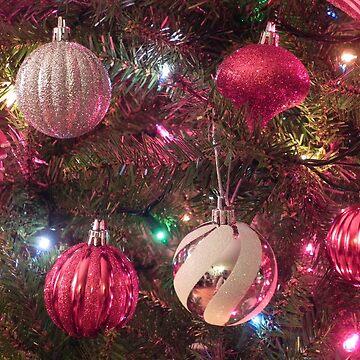 Christmas Balls by MarthaMedford