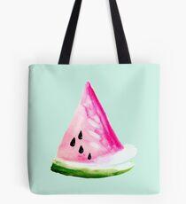 Watercolour Watermelon Tote Bag
