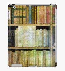 Antique Books iPad Case/Skin