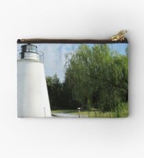 Piney Point Lighthouse 2 Studio Pouch