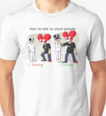 Marshmello Getting Punked T-Shirt