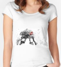 Probe Droid Women's Fitted Scoop T-Shirt