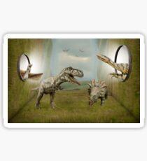 Jurassic World Sticker