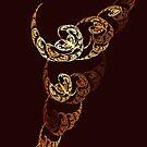 Golden Horn of Plenty by Kasia-D