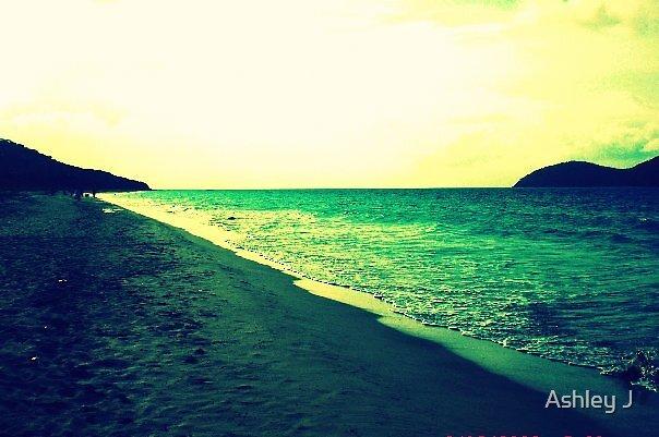 soni beach by Ashley J