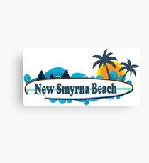 New Smyrna Beach - Florida. Canvas Print