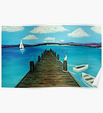 Moreton Bay Poster