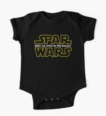 SPAR WARS - BEST JIU JITSU IN THE GALAXY Kids Clothes
