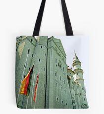 Romantic's Residence Tote Bag