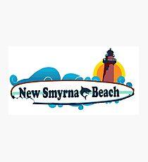 New Smyrna Beach - Florida. Photographic Print