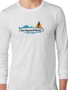 New Smyrna Beach - Florida. Long Sleeve T-Shirt