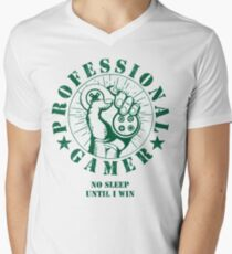 PROFESSIONAL GAMER - NO SLEEP UNTIL I WIN - GAMING T-Shirt