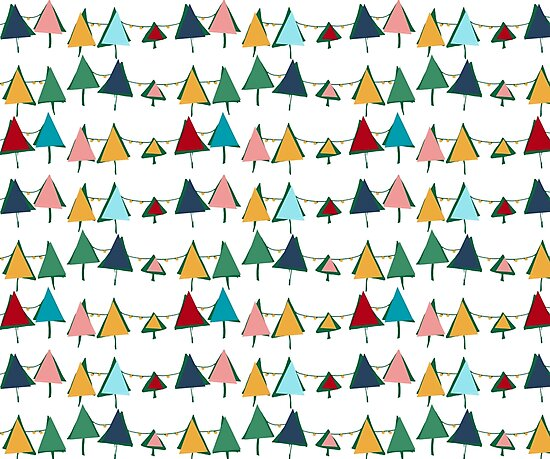 Christmas tree ribbon  by susycosta