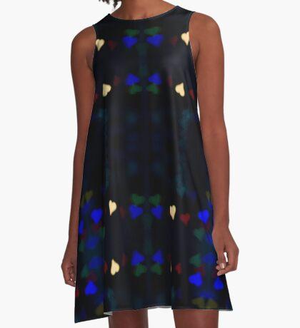 Heart Felt A-Line Dress