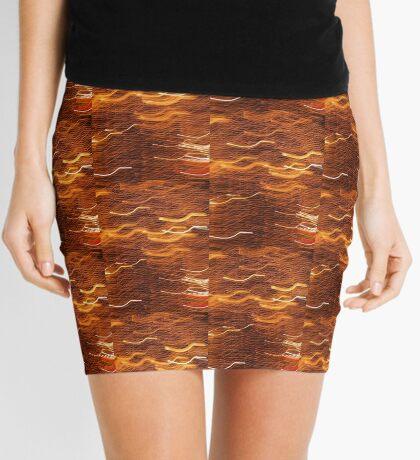 Good Vibrations Mini Skirt