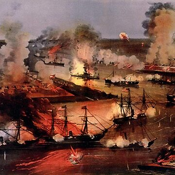 Civil War, Battle of Chickamauga, The Splendid Naval Triumph on the Mississippi, by TOMSREDBUBBLE