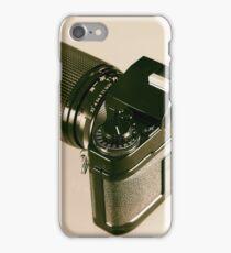 Vintage Camera iPhone Case/Skin