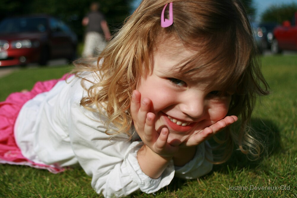summer fun! by Justine Devereux-Old