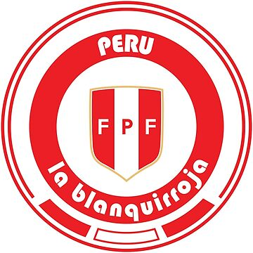 Football - Team Peru by madeofthoughts