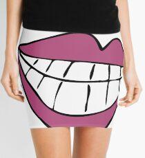 Bitte Lächeln  Minirock