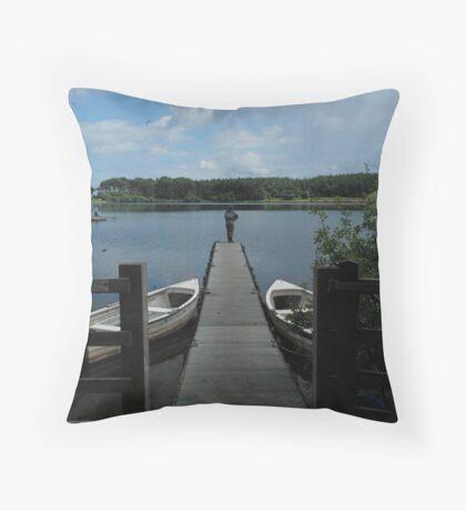 Lockwood Beck 7 Throw Pillow