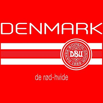 Football - Denmark (Home Red) by madeofthoughts