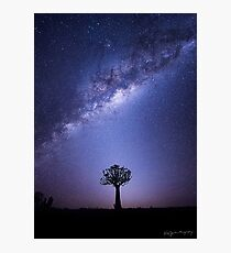 The Zodiacal Glow Photographic Print