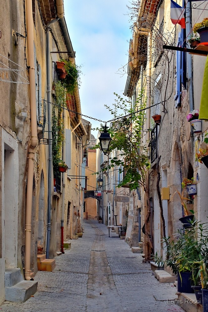 Back Street by Lanis Rossi