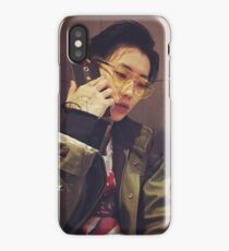 Jay Park on the phone MY MAN iPhone Case