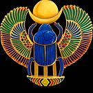 Egyptian Scarab  by Walter Colvin