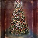 Christmas at Mount Vernon by Bine