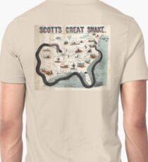 American Civil War, General Scott's 'Anaconda Plan, 1861.  T-Shirt