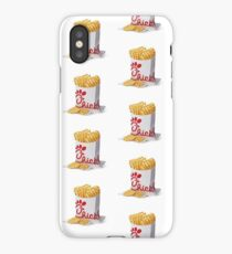 Chick-fil-A Fries iPhone Case