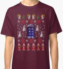 Dr Who Christmas Sweater.Doctor Ugly Christmas Sweater Gifts Merchandise Redbubble