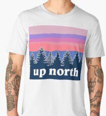 up north Men's Premium T-Shirt