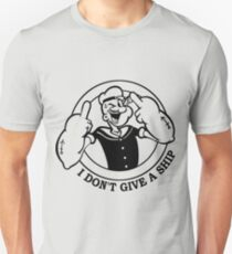 Popeye doesn't say bad words T-Shirt