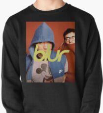 blur Pullover
