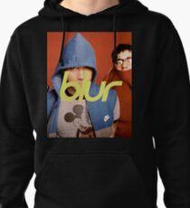 blur Pullover Hoodie