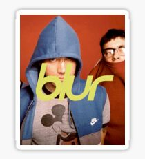 blur Sticker