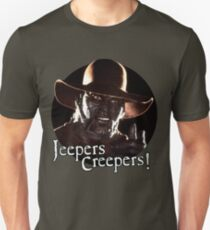 JEEPERS CREEPERS! (JC2) Unisex T-Shirt