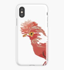 Cock of the rock iPhone Case/Skin